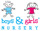 Boys & Girls Nursery logo
