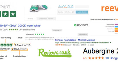 Online business reviews - are they worth it
