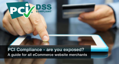 eCommerce website PCI compliance