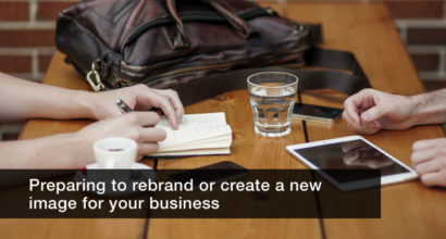 How to prepare to rebrand or create a new brand logo