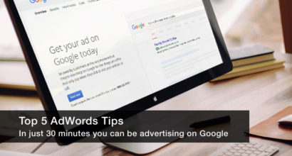Top 5 Google Adwords tips for your website