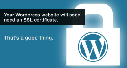 Your Wordpress website will soon need an SSL