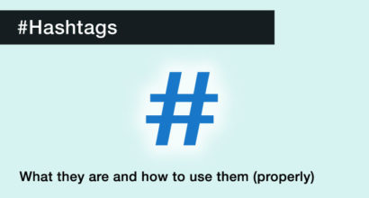Hashtags - how to use them properly