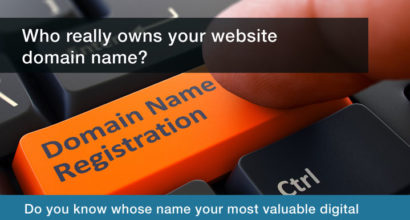 Who really owns your domain name?