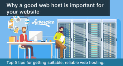 A good web host is important for your website