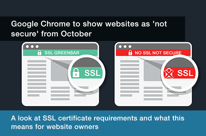 Google Chrome To Show Websites As Not Secure From October Aubergine