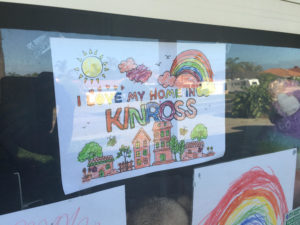 Kinross Australia colouring page